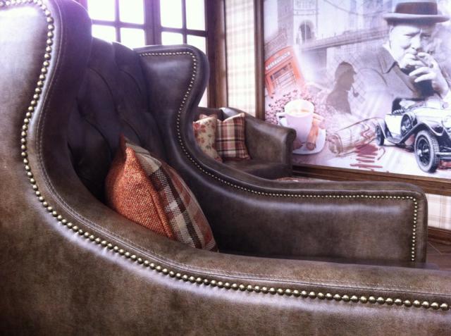 """Наша мебель в центре семейного досуга """"Рай"""" г. Смоленск"""