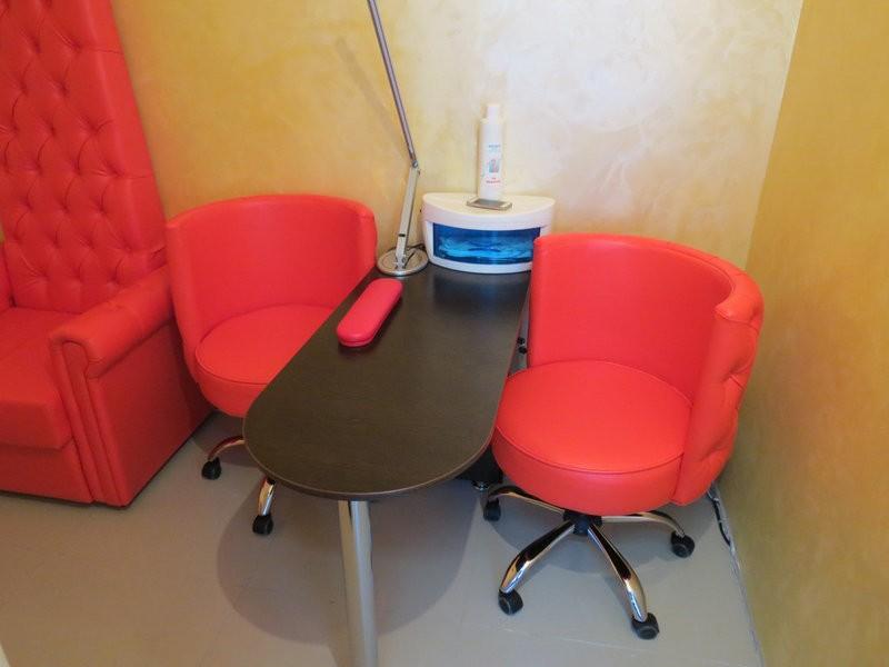 Наша мебель в СПА САЛОНЕ SLIM PARK