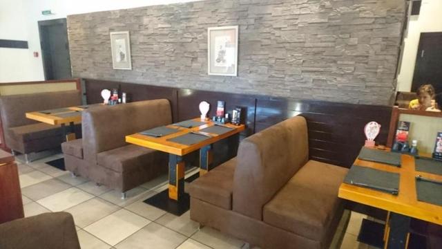 """Наша мебель в ресторане """"Якитория"""" Московская область, г. Балашиха, шоссе Энтузиастов, 1Б"""