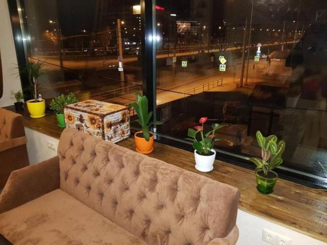 диван для кафе винтаж
