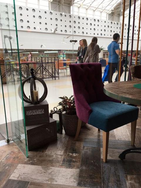 Кресло для ресторана Грейс