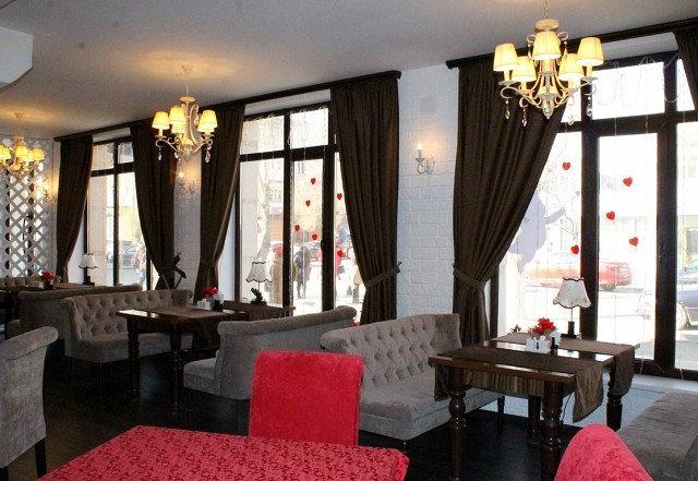 "Наша мебель в Казахстане ""Lounge bar ""BQ"" г. Кызылорда"