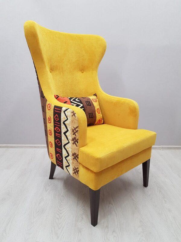 Кресло каминное