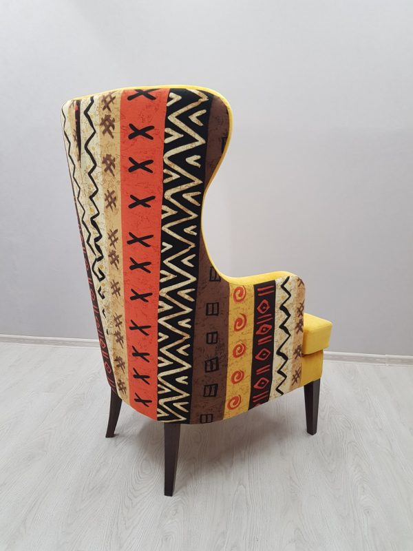 Кресло высокое для ресторана