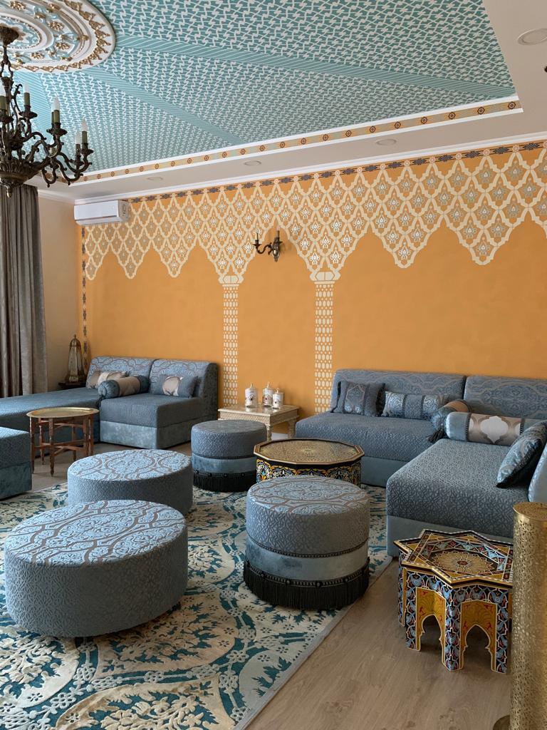 Наша мебель в частном интерьере