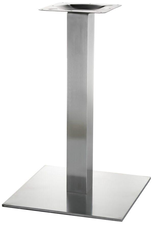 Подстолье МК 02 лайт  нержавеющая сталь