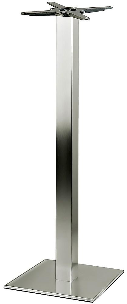 Подстолье МК 54 барное нержавеющая сталь