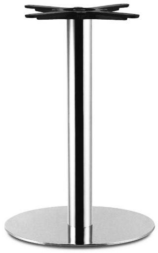 Подстолье МК 61 хромированное
