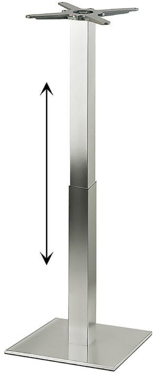 Подстолье МК 65 с меняющейся высотой
