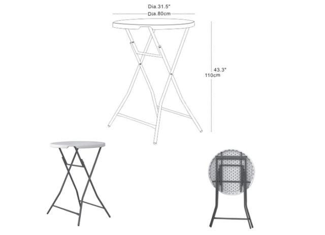 Столы складные