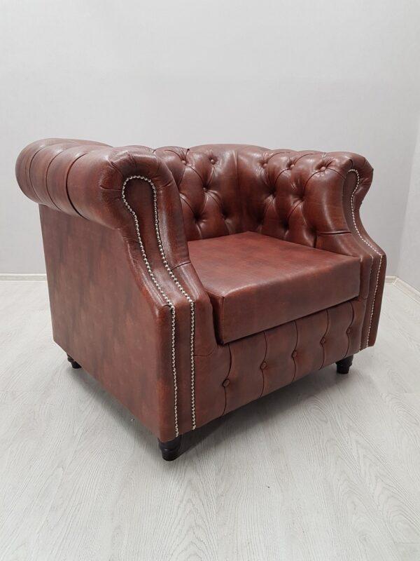 кресло честерфильд