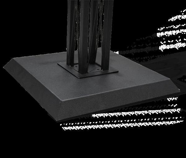 Подстолье металлическое для стола лофт SH-6 BS2