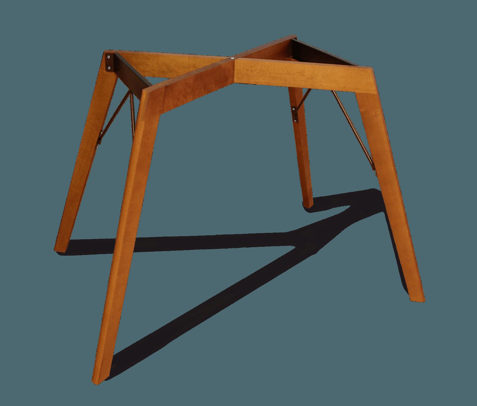 Подстолье SH-9 двойное деревянное