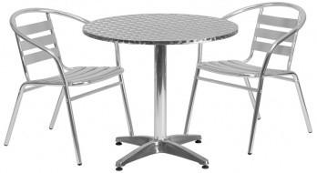 стол из алюминимя
