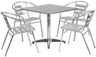 столы алюминиевые