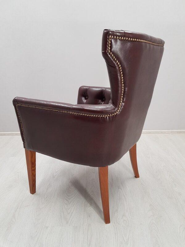 Кресло в каретной стяжке купить