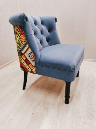 кресло для ресторана винтажное