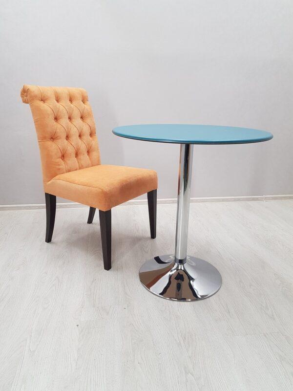 стул на спинке стяжка