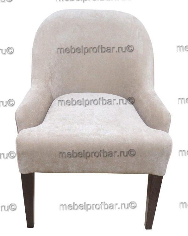 кресло для ресторана беж
