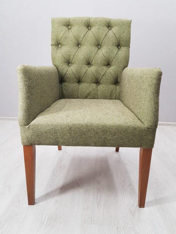 Кресло для кафе в утяжке Луиза