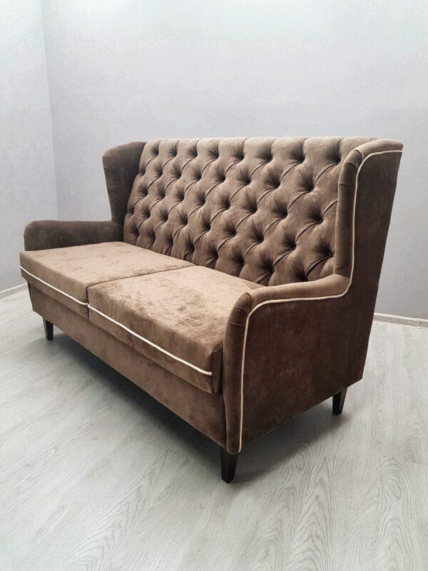 диван на заказ для кафе