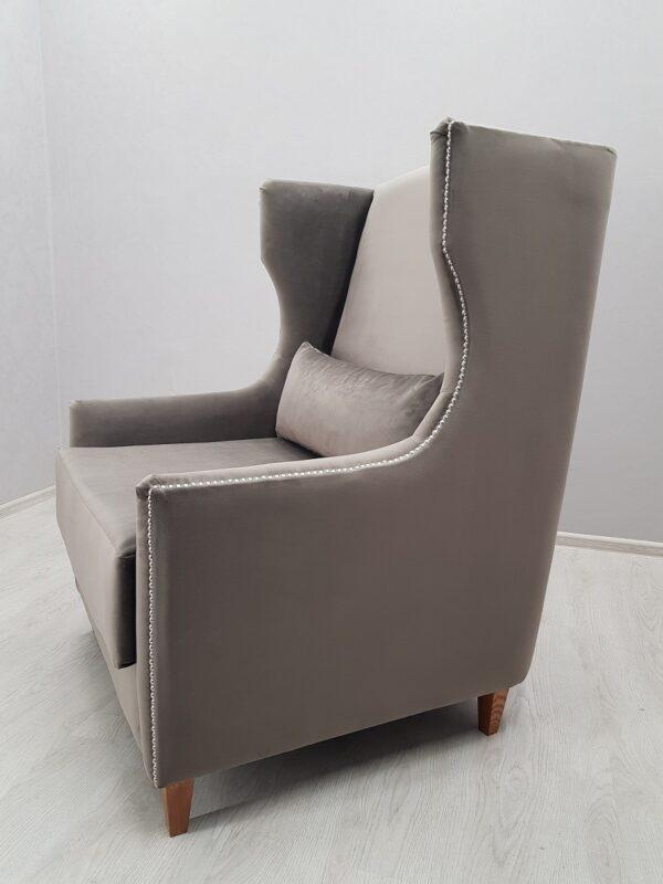 каминное кресло для кальянной