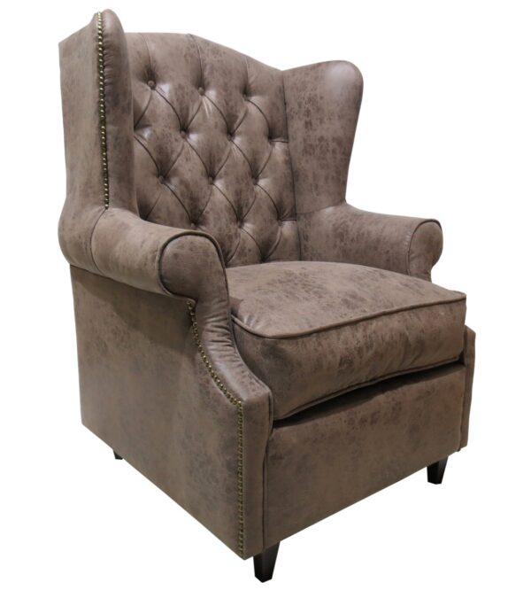 кресло с ушами на заказ