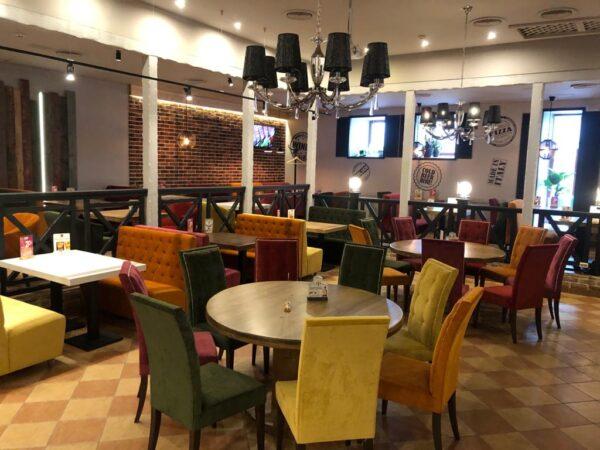 Стул для кафе и ресторана Марко
