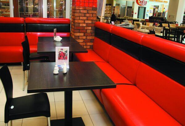 Подстолье для кафе Кабаре 430 Эконом металл