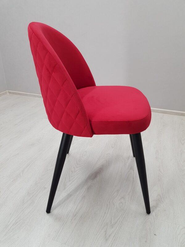 Мягкий стул  Бинго красный