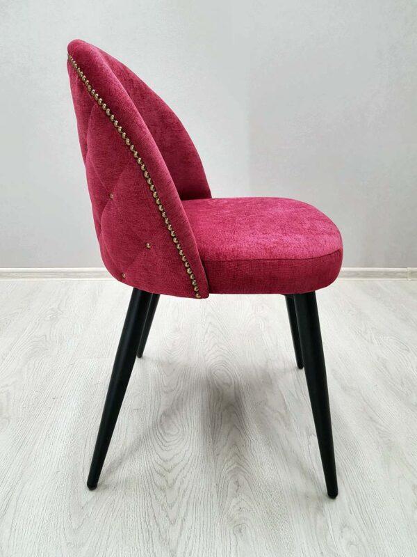 мягкий стул для салона красоты