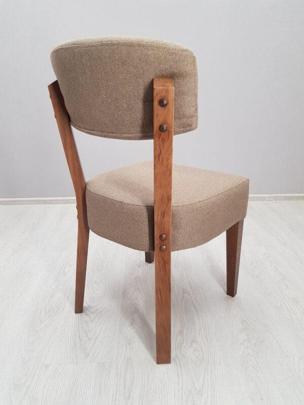 деревянный стул для кафе