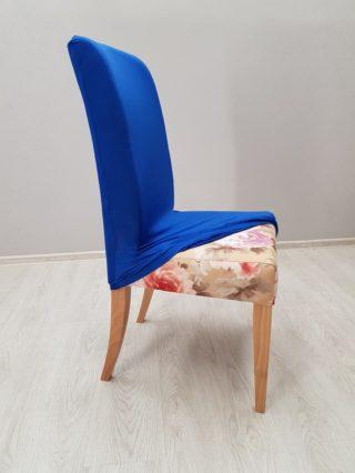 стул с чехлом