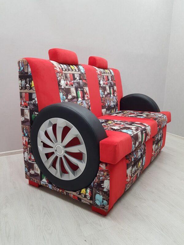 диван дизайнерский раскладной