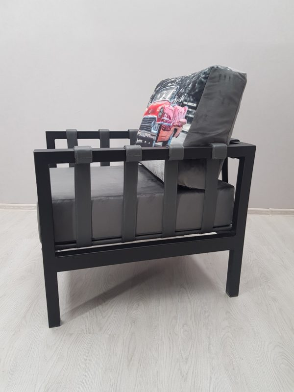 Кресло для кальянной Хаммер