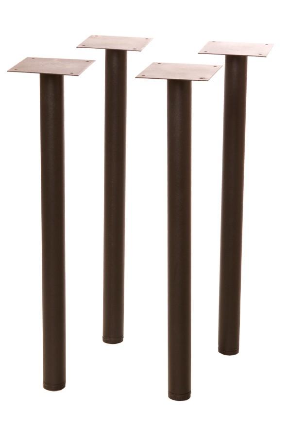Подстолье Слон 4 ноги с регулировкой металл