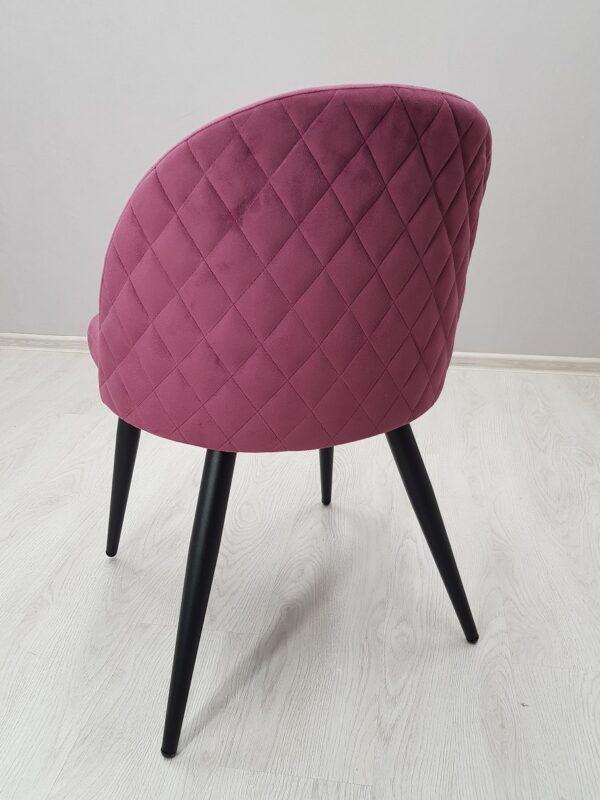 Мягкий стул  Бинго фиолетовый