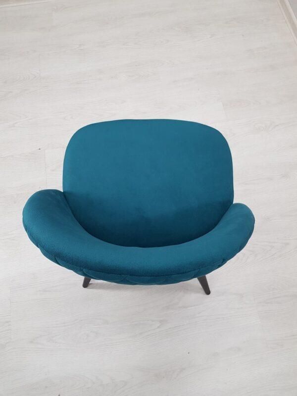 Мягкий стул  Бинго т.зеленый