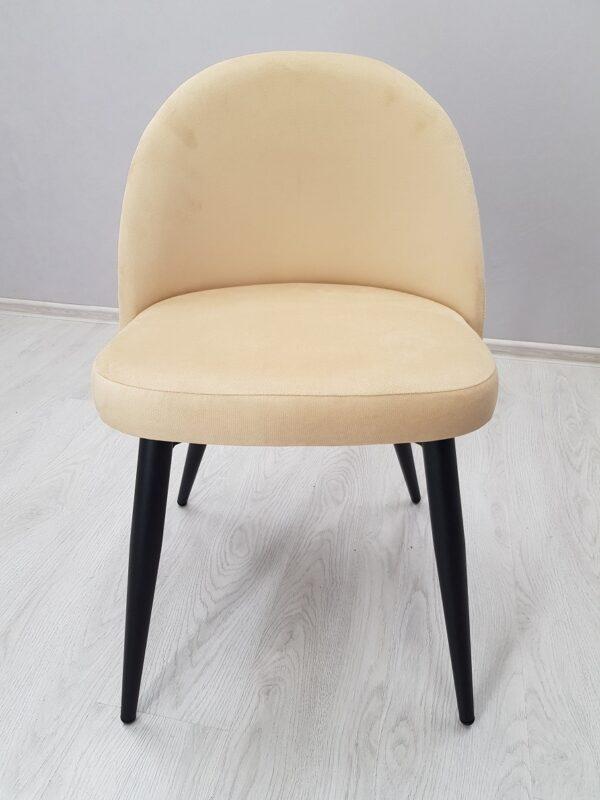 стул в велюре