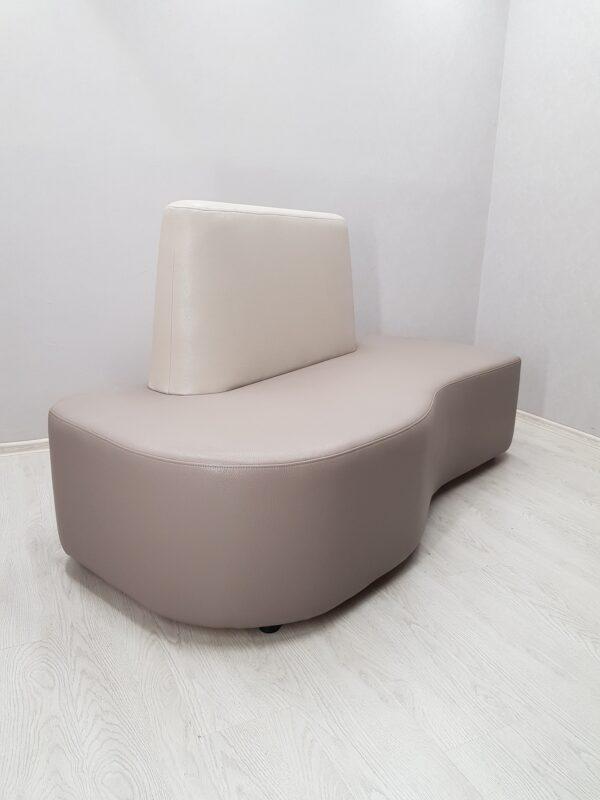 диван для зоны ожидания