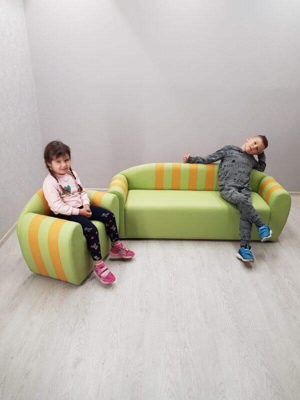 комплект детской мебели в детсад
