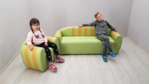 диван для ребенка