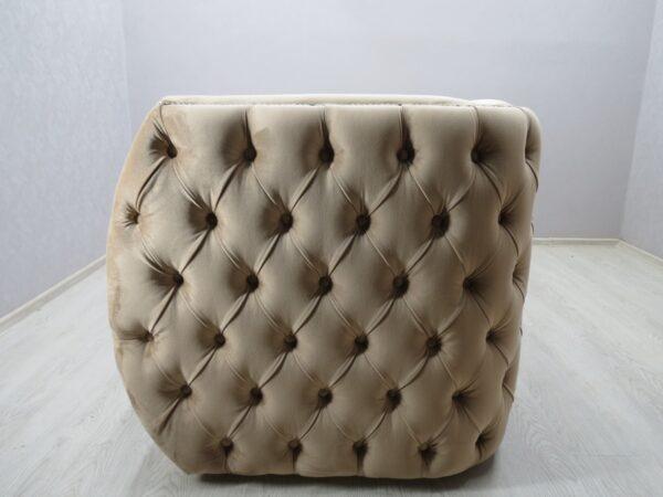 диван в утяжке