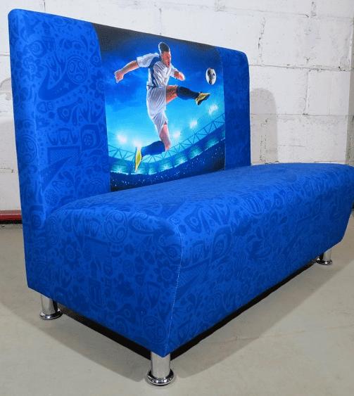 диван для футболиста
