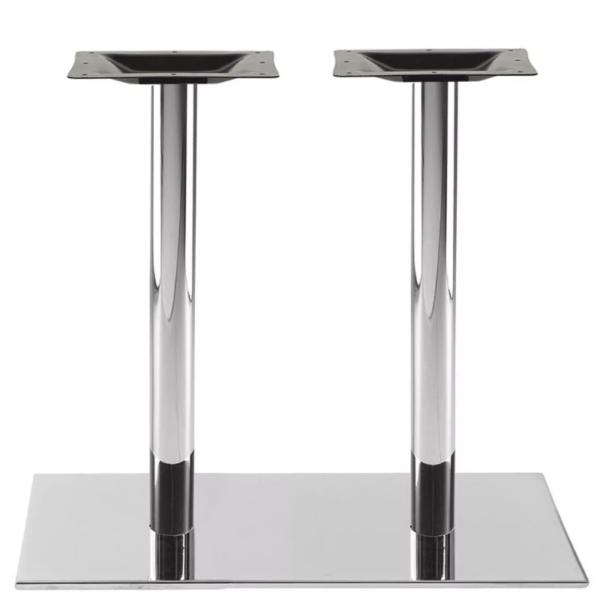 подстолье хромированное для большого стола