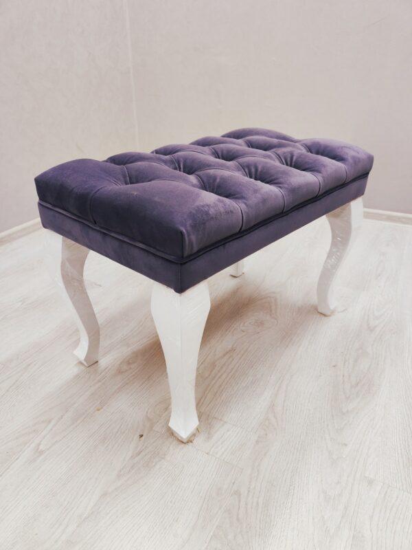 банкетка фиолет
