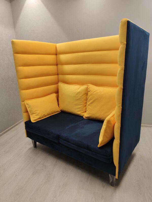 высокие диваны