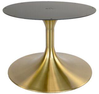 Подстолье МК 1121 золото для больших столешниц